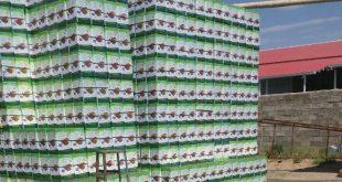 خرید عمده خیارشور حلب پاستوریزه در شمال